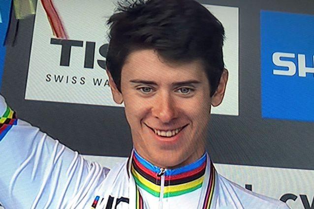 Mondiali Ciclismo 2019, Antonio Tiberi vince la medaglia d'o