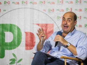 """Zingaretti: """"Renzi? Mi ha avvisato della scissione con un me"""