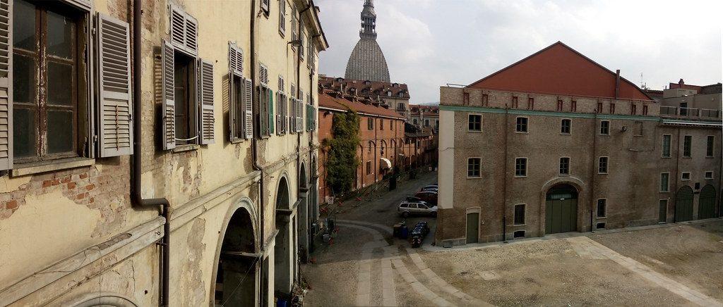Incendio alla Cavallerizza Reale di Torino: la storia del sito ...