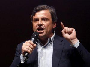 """Calenda lancia il suo partito: """"In Emilia Romagna sosteniamo"""