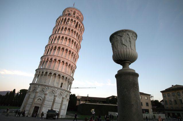 La Torre di Pisa si sta raddrizzando: recuperati 4 centimetr