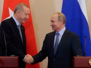Siria, accordo tra Russia Turchia: tregua di 150 ore e pattu
