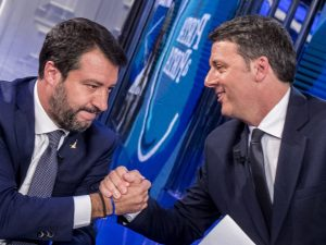 Sondaggi elettorali, Renzi e Salvini guadagnano consensi: in crescita ...