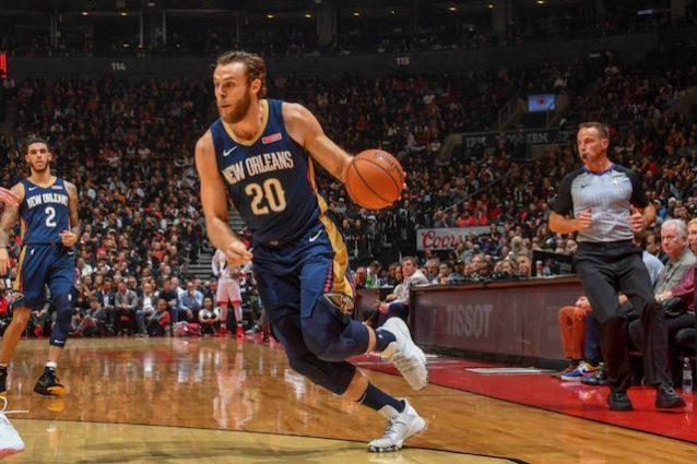 Basket, per Nicolò Melli esordio super nella Nba con la magl