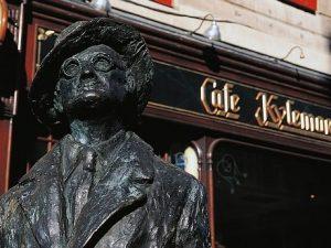 James Joyce, Dublino rivuole le sue ceneri ma scoppia la pol