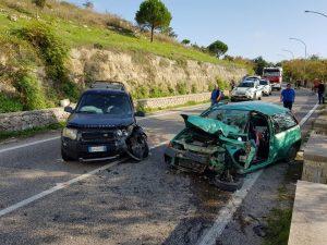 Ragusa, incidente sulla Chiaramonte Gulfi Maltempo: morta 47