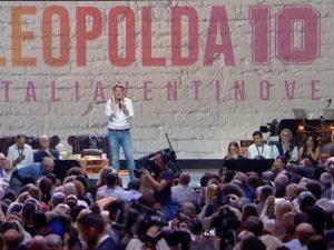 Leopolda 10, a Firenze c'è il pienone per la kermesse di Mat