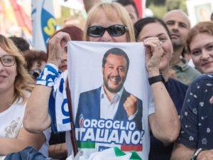 """Matteo Salvini, l'uomo che ha """"pieni poteri"""" sulla destra it"""