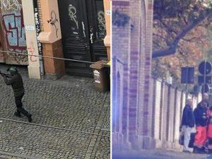 Germania |  sparatoria davanti alla sinagoga |  cosa sappiamo finora sull'attacco ad Halle