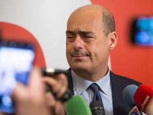 """Nicola Zingaretti: """"Non voglio andare al voto, ma restiamo a"""
