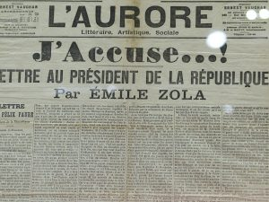 """L'affare Dreyfus e il """"J'accuse"""": la storia raccontata da Ro"""
