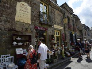 Nel cuore della Bretagna c'è il paradiso dei libri: Bécherel