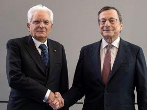 """Luigi Di Maio: """"Mario Draghi Presidente della Repubblica? No"""