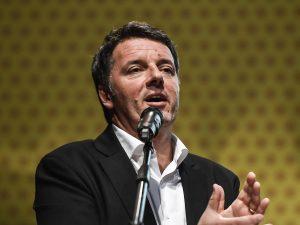 """Renzi ipotizza un'alleanza con Salvini: """"Mai dire mai, tra t"""