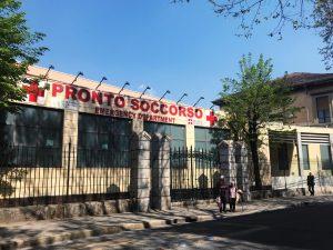 Torino: al pronto soccorso per una caduta, le scoprono e la