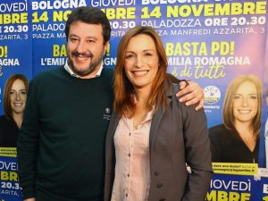 Salvini e Borgonzoni non sanno che gli ospedali in Italia so