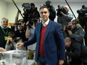Elezioni Spagna |  Sanchez e i Socialisti in testa ma senza maggioranza |  boom