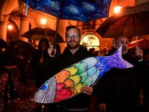 Sardine: l'identikit del movimento civico che si oppone a Sa