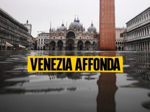 Venezia, il governo dichiara lo stato d'emergenza e stanzia