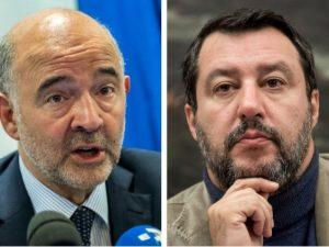 """Mes, per Moscovici è """"decisivo"""". Salvini: """"La riforma mette"""