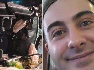 Tragico schianto mentre torna da lavoro: Francesco muore a 3