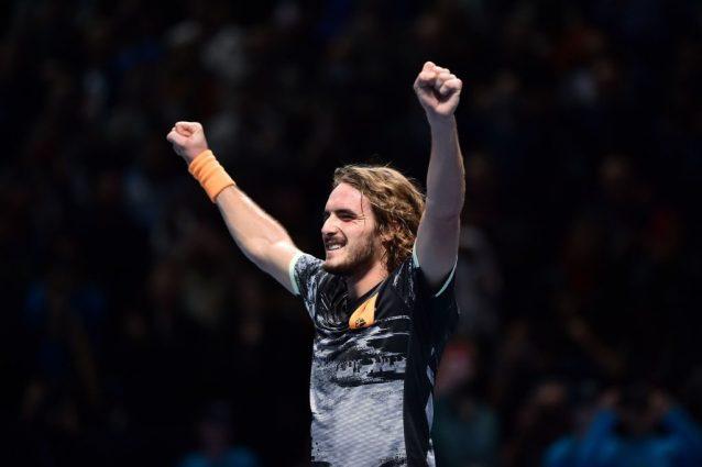 Tennis, Stefanos Tsitsipas vince le Atp Finals: battuto Domi