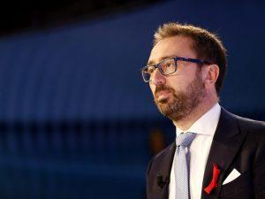 Alfonso Bonafede è il nuovo capo delegazione del M5s al gove