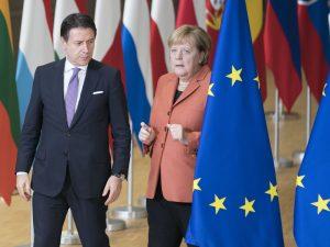 Libia, Conte, Merkel e Macron firmano documento per chiedere