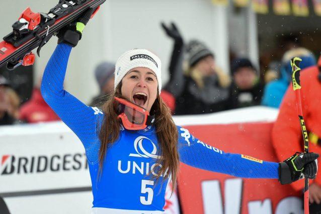 Coppa del Mondo di Sci, storica doppietta: Sofia Goggia vinc