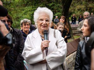 """La proposta di Ricci (Pd): """"Parlamento candidi Liliana Segre"""