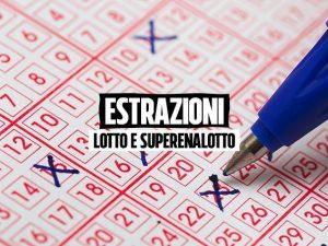 Lotto: le estrazioni di oggi 25 gennaio