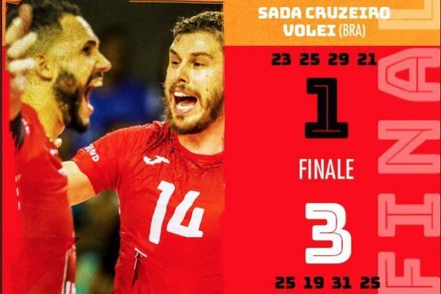 Pallavolo, la Lube Volley Civitanova è campione del mondo: doppietta ...