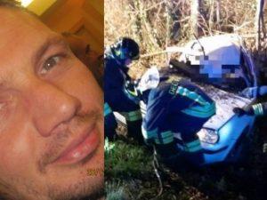 Incidente Ceggia, Domenico si schianta a 43 anni contro un p