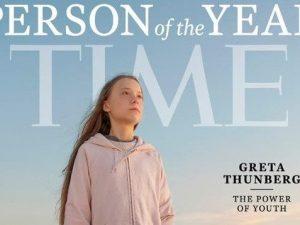 Greta Thunberg è la persona dell'anno secondo Time: è la più