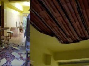 Capo d'Orlando, paura all'asilo nido: crolla il controsoffit