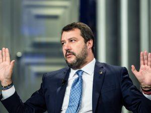 Salvini continua la sua campagna contro il Mes, ma non conos