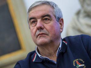 """Borrelli (Protezione civile): """"Resteremo a casa anche il 1 m"""