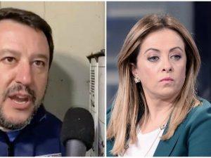 """Citofonata Salvini, neanche Meloni lo difende: """"Io non l'avrei fatto, c'è rischio emulazione"""""""