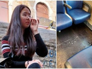 """Venezia, la 19enne Valentina denuncia: """"Mi hanno insultato e"""