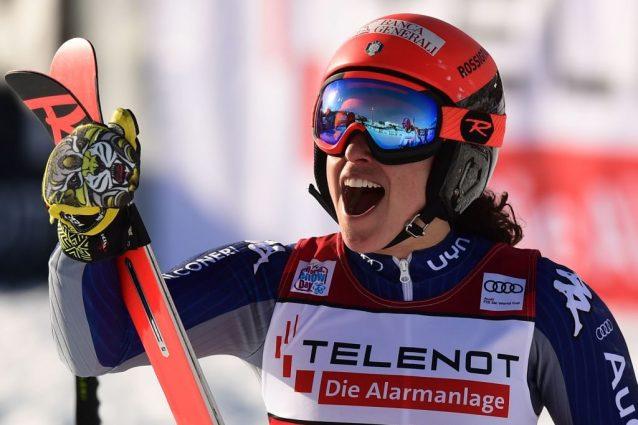 Sci, Coppa del Mondo: Brignone, vittoria ex aequo nel Gigant