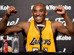Kobe Bryant, dai murales di L.A. all'Oscar: la star dell'NBA
