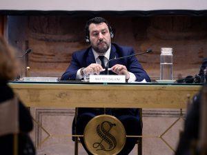 """Gregoretti, Salvini : """"Chiederò ai parlamentari della Lega d"""