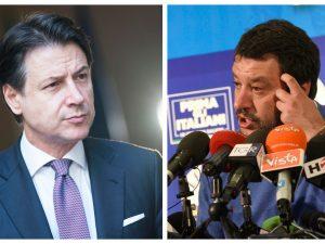"""Elezioni regionali, Salvini a Conte: """"Troppo rancore contro"""