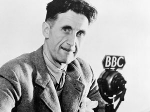 """George Orwell: 70 anni fa moriva il visionario autore di """"19"""