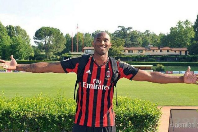 L'amore di Kobe Bryant per l'Italia: gli inizi a Reggio Emil
