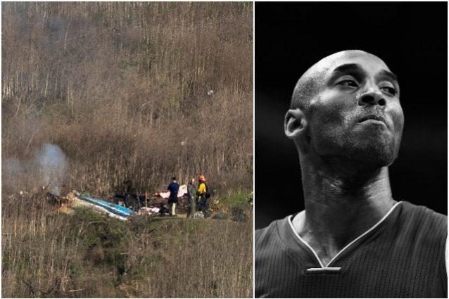 Kobe Bryant, recuperati il suo cadavere e quelli delle altre