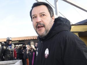 Per Salvini l'oste di Lodi è stato assolto grazie a sua riforma su legittima difesa  Ma