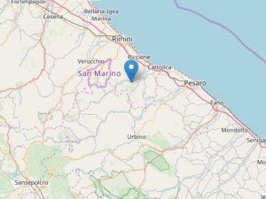 Rimini, scossa di terremoto di magnitudo 3: sisma avvertito
