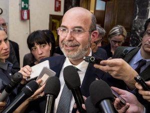 Dimissioni di Di Maio da capo politico del M5s, Vito Crimi p