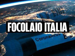 """Coronavirus in Italia, l'Oms: """"Mistero sull'origine del cont"""